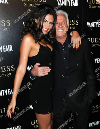Alyssa Miller and Maurice Marciano