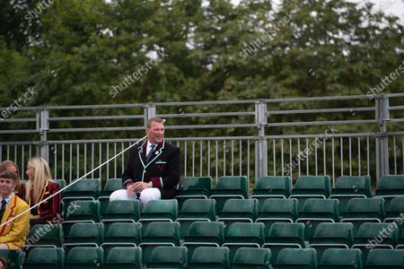 Stock Image of Olympian Sir Matthew Pinsent at the Finals Day presentation