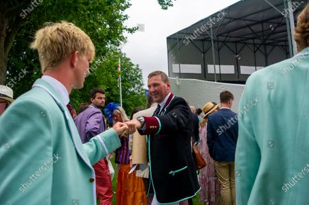 Editorial image of Henley Royal Regatta, Day Five, Henley on Thames, Oxfordshire, UK - 15 Aug 2021