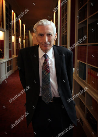 Stock Picture of Lord Martin Rees