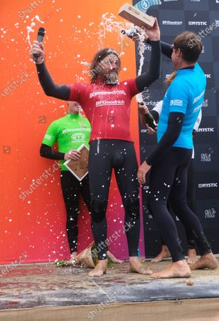 Editorial picture of Boardmasters Surf Competition, Newquay, England, UK - 15 Aug 2021
