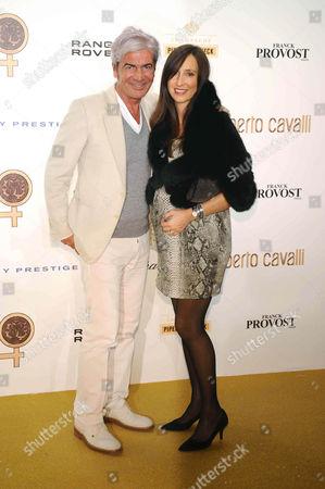Editorial picture of Roberto Cavalli 40th Anniversary Party at Les Beaux-Arts de Paris, Paris, France - 29 Sep 2010