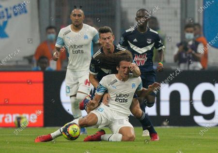 Editorial image of Soccer League One, Marseille, France - 15 Aug 2021