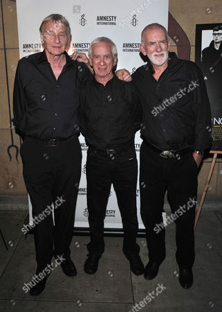 Editorial image of 'Nowhere Boy' film screening, The Egyptian Theatre, Los Angeles, America - 30 Sep 2010