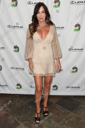 Debbe Dunning arrives at Cedric The Entertainer's 8th Annual Celebrity Golf Classic, at Bogie's in Westlake Village, Calif