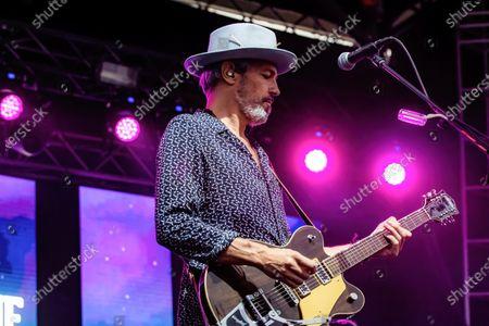 Editorial image of Edmonton Rock Fest, Edmonton, Canada - 14 Aug 2021