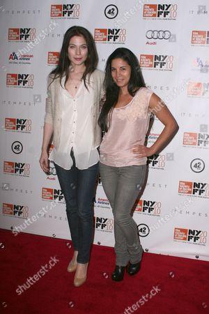 Nora Walshetten and Yanillys Perez