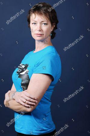 Stock Picture of Amanda Boyden, American writer