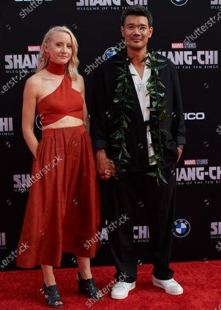 Nikki Chapman and Destin Daniel Cretton