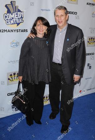 Noreen Herzog and Doug Herzog