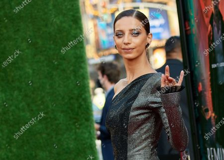 Editorial image of 'Reminiscence' film premiere, Arrivals, Los Angeles, California, USA - 17 Aug 2021
