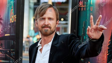 Stock Picture of Aaron Paul