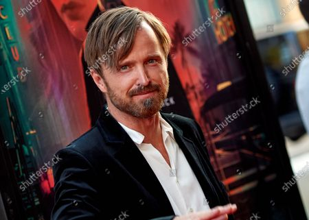 Editorial picture of 'Reminiscence' film premiere, Arrivals, Los Angeles, California, USA - 17 Aug 2021