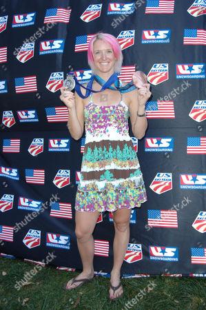 Stock Photo of Shannon Bahrke