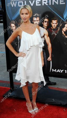 Editorial picture of X-Men Origins: Wolverine Premiere, Los Angeles, California - 29 Apr 2009