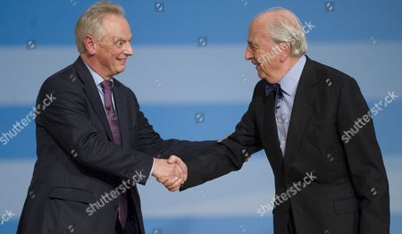 Francis Maude and Lord Young