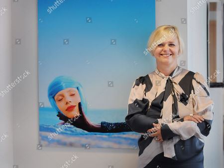 Stock Image of Michelle Fenney