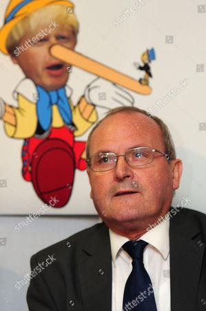 Gerry Doherty of TSSA