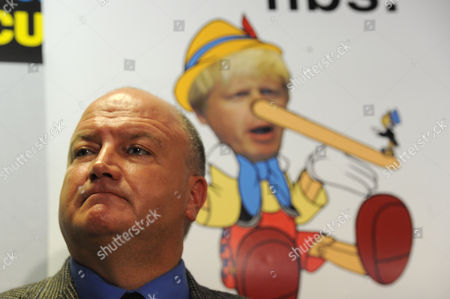 Bob Crow of the RMT