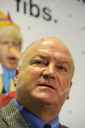 Stock Picture of Bob Crow of the RMT
