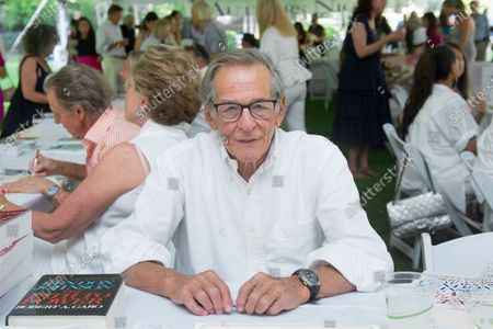 Editorial image of Library Authors Night Benefit, East Hampton, United States - 14 Aug 2021