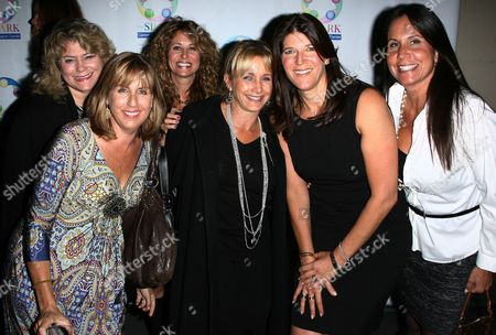 Stock Image of Missy Halperin and Friends
