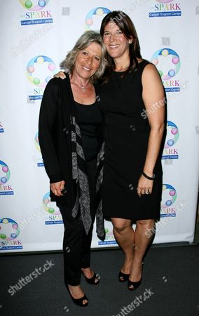 Missy Halperin and Her Mother