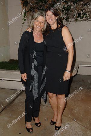 Missy Halperin & mother