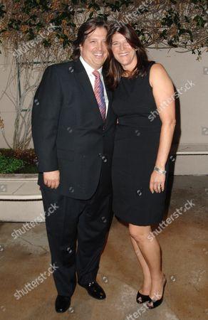 Missy Halperin and husband John