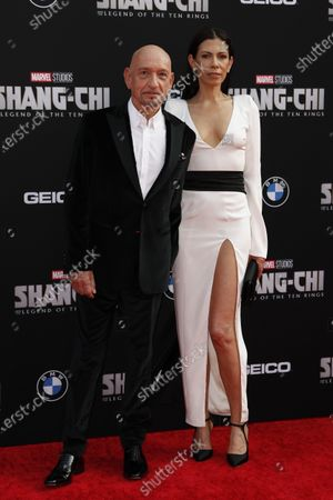 Editorial picture of Premiere of Shang-Chi and the Legend of the Ten Rings in Hollywood, USA - 16 Aug 2021