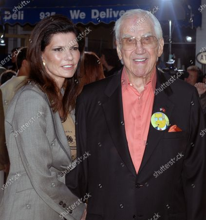 Stock Image of Ed McMahon and his wife Pamela are seen in Los Angeles in a July 24, 2007 file photo. Ed McMahon died in Los Angeles on June 23, 2009 at the age of 86.