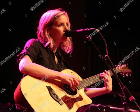 Editorial picture of Katie Herzig in concert at Rams Head Live, Baltimore, America - 04 Oct 2010