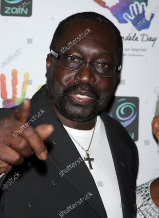 Earl Monroe arrives at the Nelson Mandela Day Gala Dinner at Grand Central Terminal in New York on July 15, 2009.