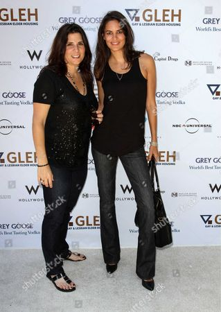Editorial photo of 9th Annual GLEH Garden Party, Los Angeles, America - 03 Oct 2010