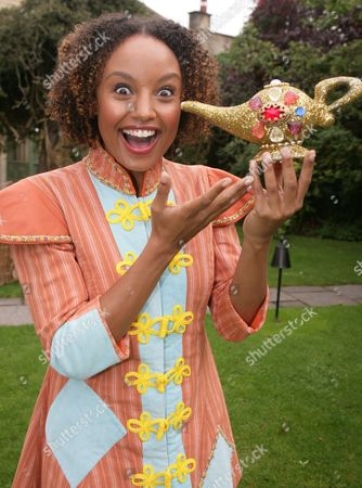 Gemma Hunt as Aladdin