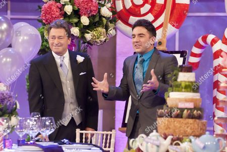 Alan Titchmarsh and Chris Fitchew - Wedding House