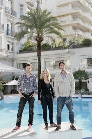 Lucas Bryant, Emily Rose and Eric Balfour