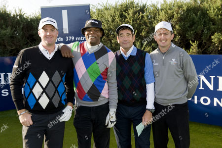 Guest with Samuel L Jackson, Huey Lewis and Peter Lawrie
