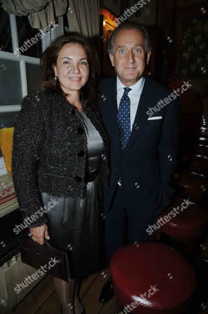 Spas Roussev and wife Diliana