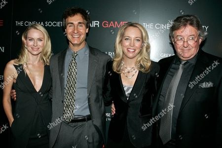 Naomi Watts, Doug Liman, Valerie Plame Wilson and Joe Wilson