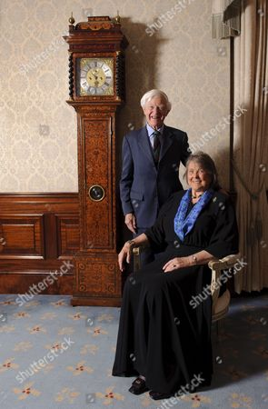 Sir Tommy and Lady Macpherson