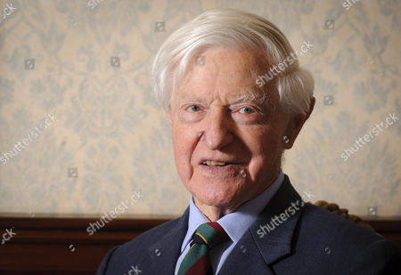 Stock Photo of Sir Tommy Macpherson