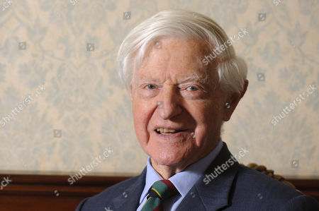 Editorial image of Launch of the autobiography 'Behind Enemy Lines' the story of Sir Tommy Macpherson, Britain's most decorated living war hero, London. Britain - 07 Oct 2010