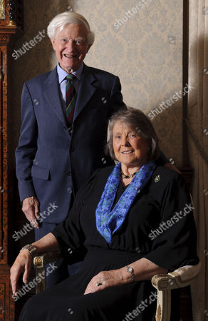 Editorial photo of Launch of the autobiography 'Behind Enemy Lines' the story of Sir Tommy Macpherson, Britain's most decorated living war hero, London. Britain - 07 Oct 2010