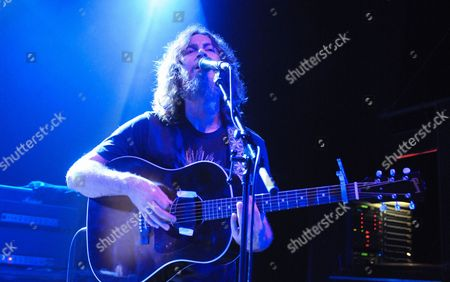Editorial picture of Black Mountain in concert at the Shepherds Bush Empire, London, Britain - 07 Oct 2010