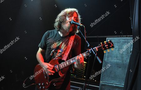 Editorial image of Black Mountain in concert at the Shepherds Bush Empire, London, Britain - 07 Oct 2010
