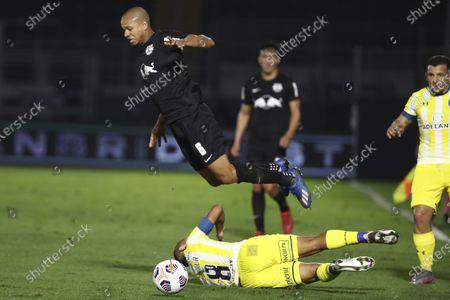 Editorial photo of Argentina Soccer Copa Sudamericana, Braganca, Brazil - 17 Aug 2021