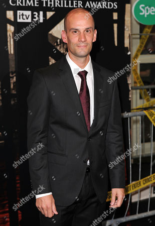 Editorial photo of The Crime Thriller Awards, London, Britain - 08 Oct 2010