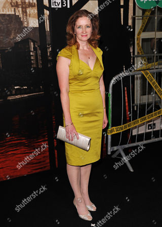 Editorial image of The Crime Thriller Awards, London, Britain - 08 Oct 2010