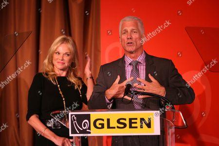 Linda Bell Blue and Kevin Brockman